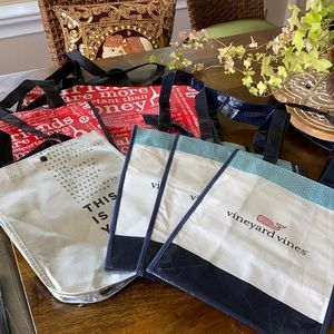 Lululemon & Vineyard Vine Bags